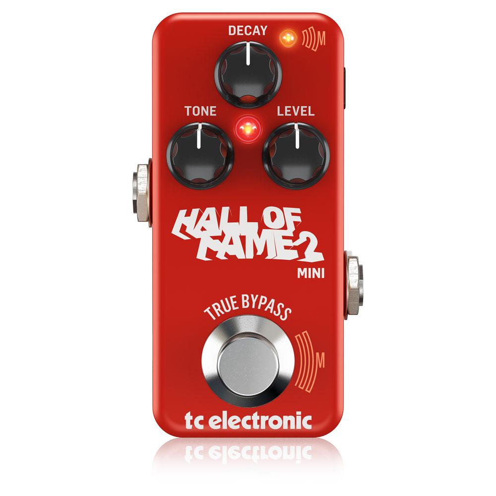 ギター用アクセサリー・パーツ, エフェクター tc electronic Hall of Fame 2 Mini Reverb