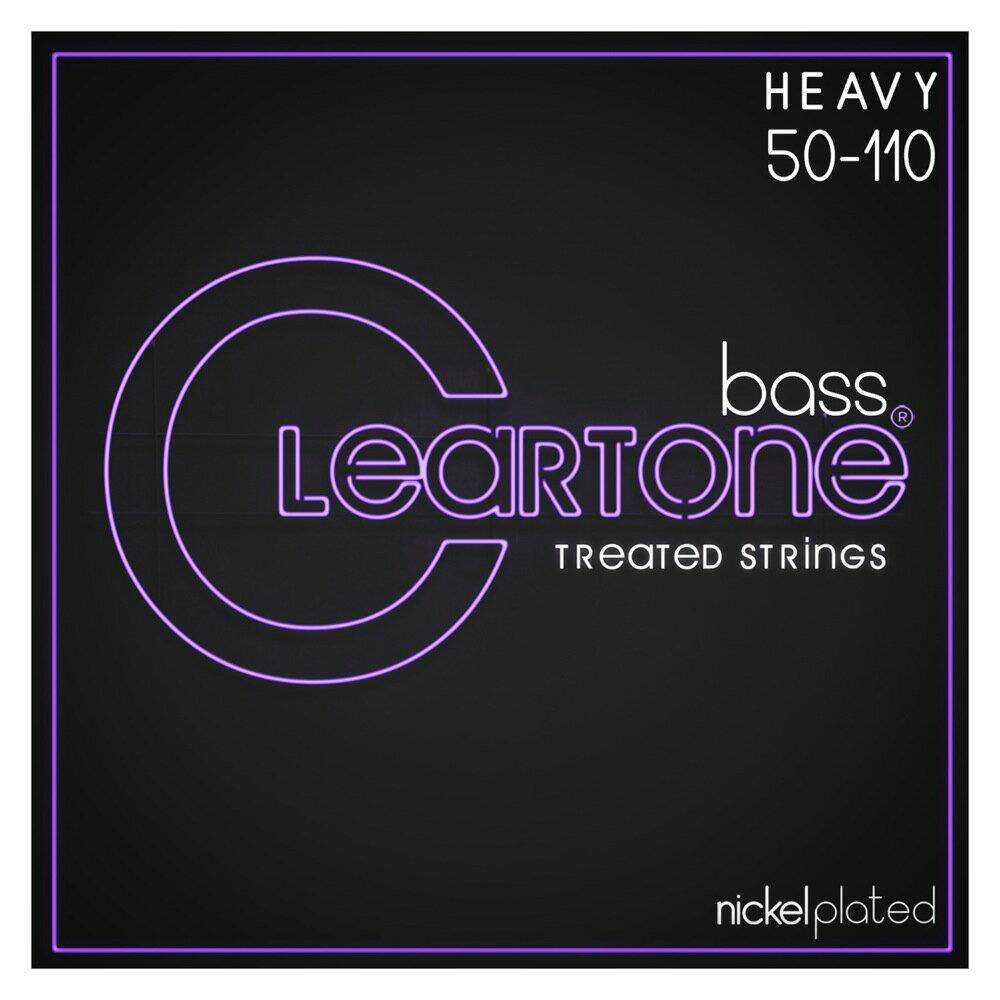 ベース用アクセサリー・パーツ, 弦 Cleartone Strings 6450