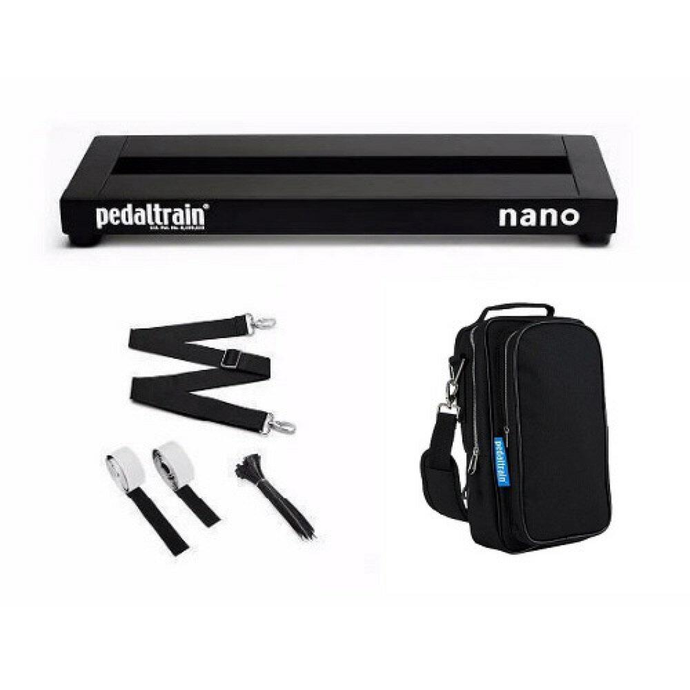 アクセサリー・パーツ, エフェクターケース Pedaltrain PT-NANO-SC Nano