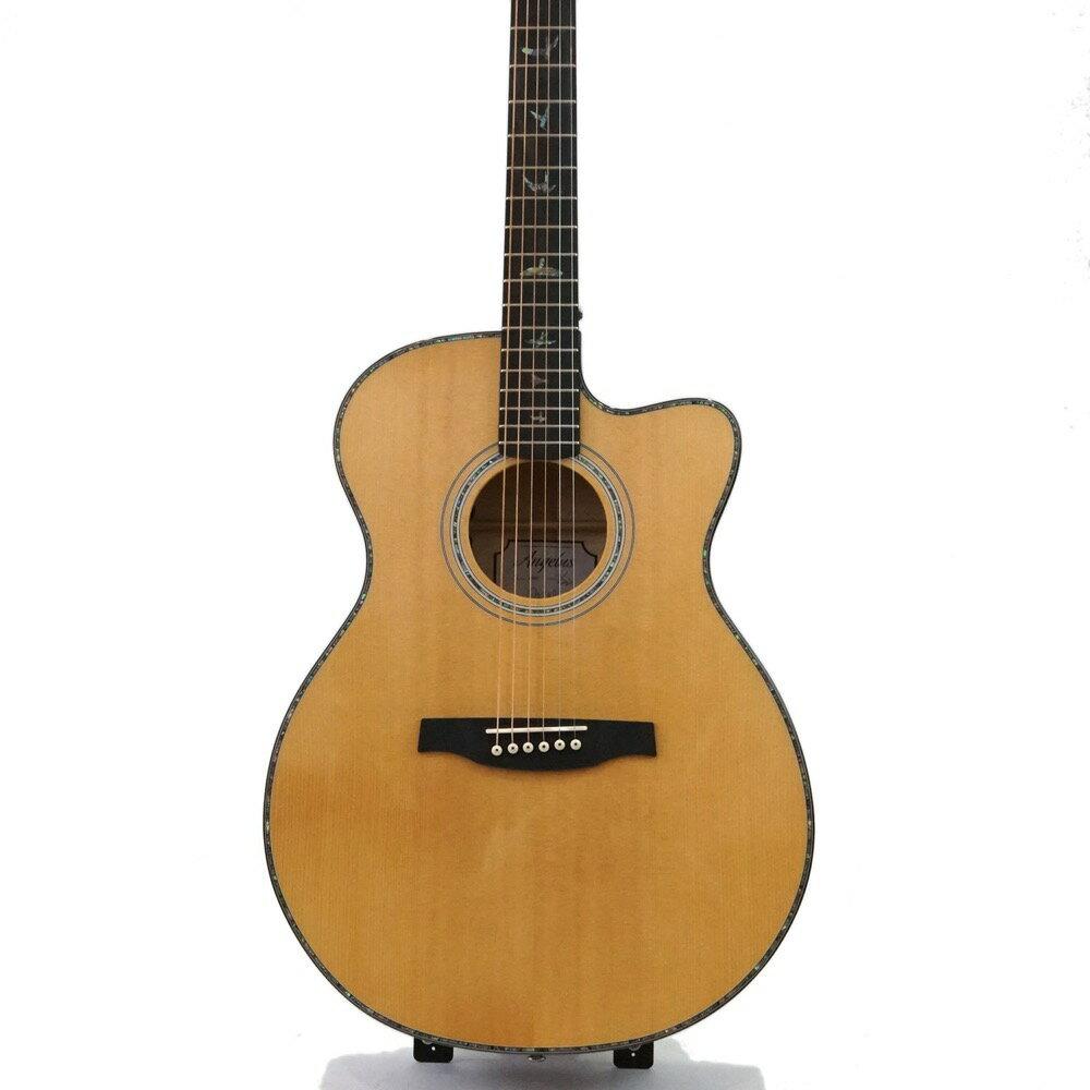 ギター, アコースティックギター PRS SE A50E BG