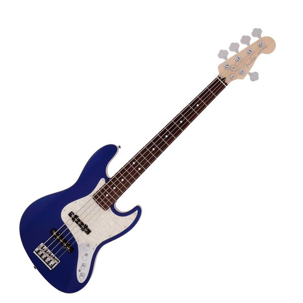 ベース, エレキベース Fender Made in Japan Modern Jazz Bass V RW DOM