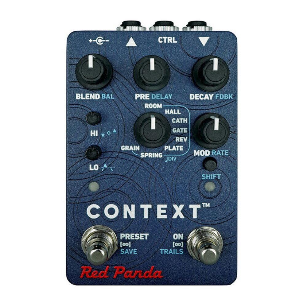 ギター用アクセサリー・パーツ, エフェクター Red Panda Context V2