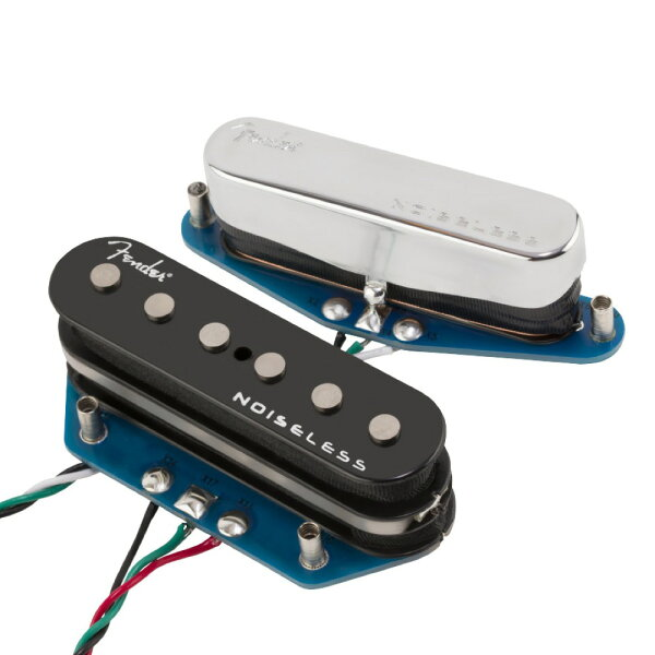 FenderUltraNoiselessVintageTelecasterPickupSetエレキギター用ピックアップ