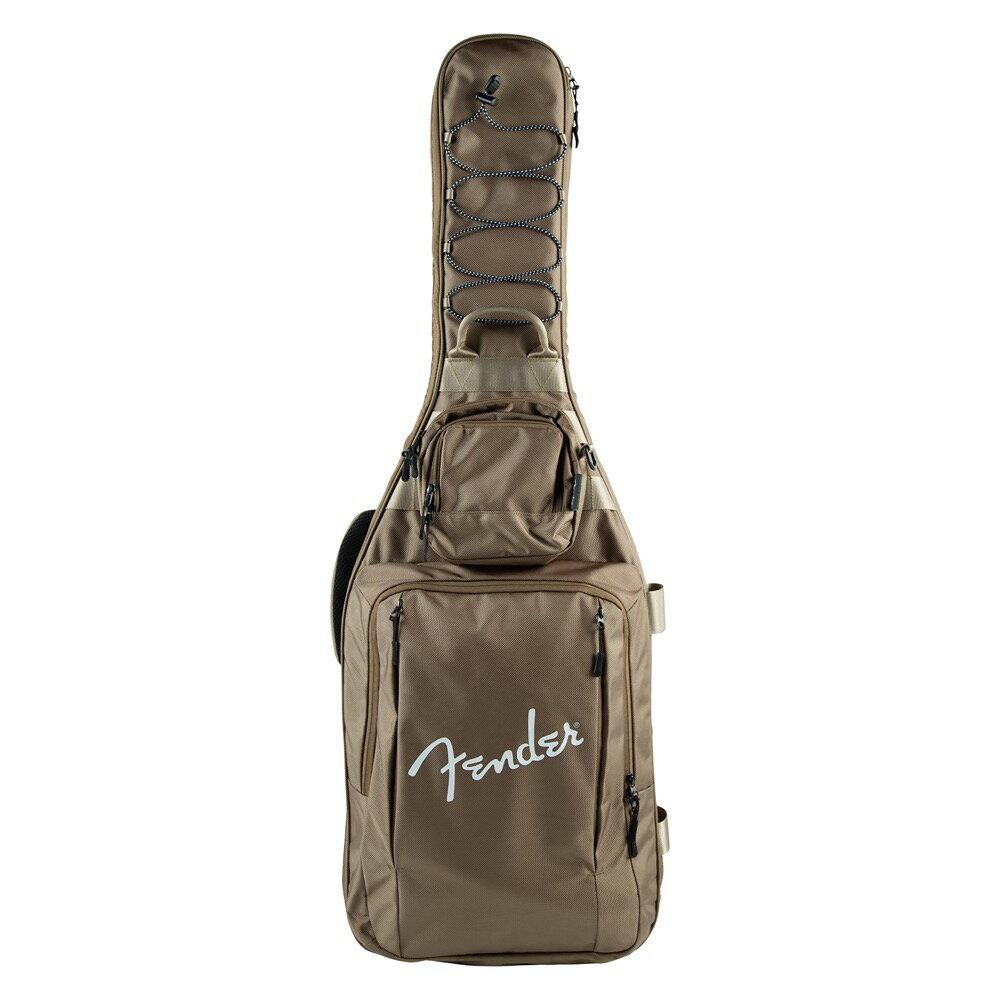 ギター用アクセサリー・パーツ, ケース Fender Limited Edition Urban Gear Electric Guitar Gig Bag Coyote