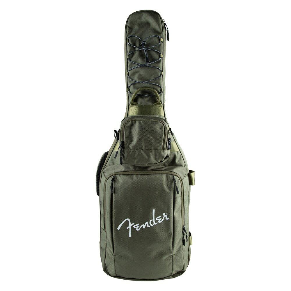 ギター用アクセサリー・パーツ, ケース Fender Limited Edition Urban Gear Electric Guitar Gig Bag Khaki