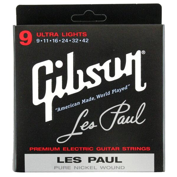 GIBSONSEG-LP9エレキギター弦