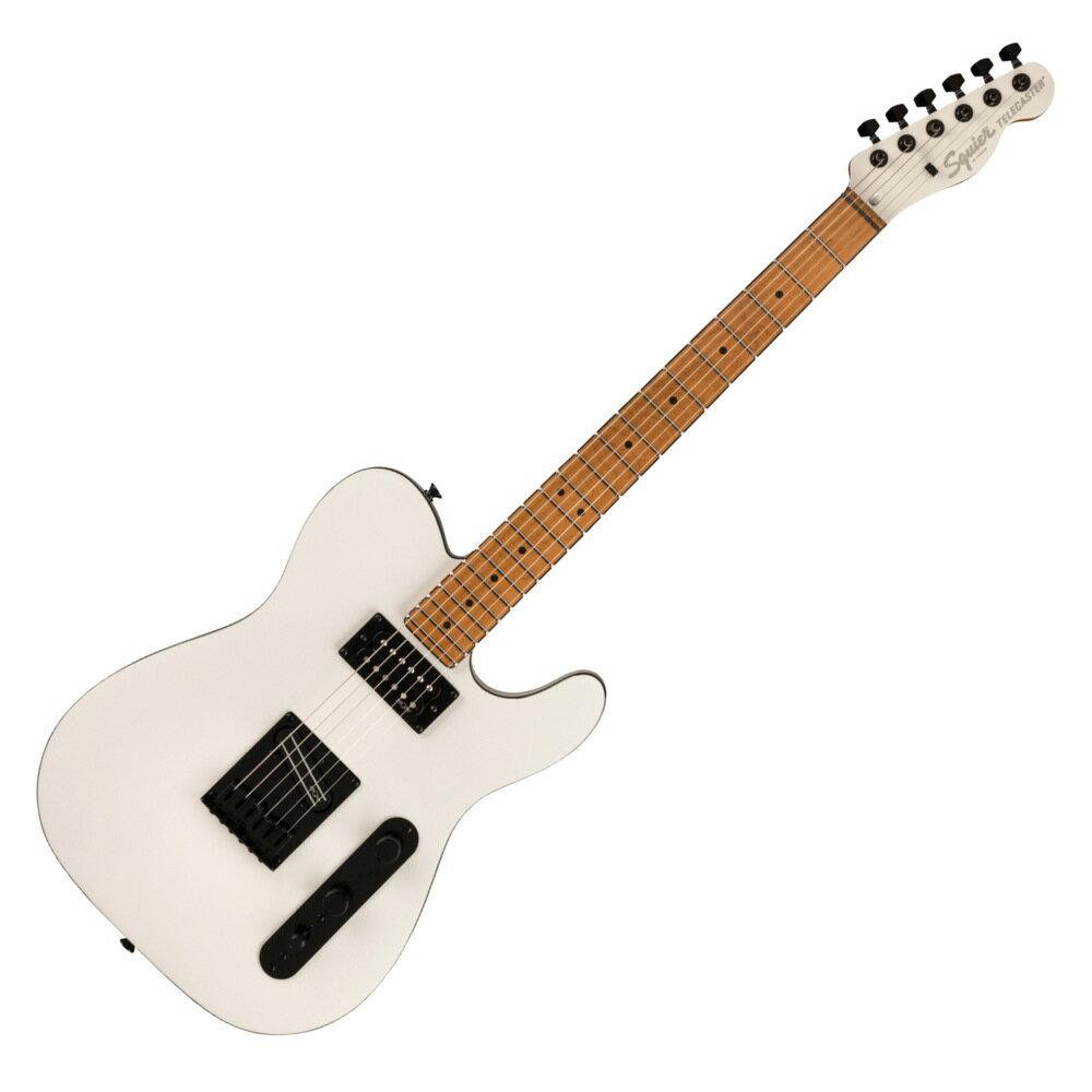SquierContemporaryTelecasterRHRMNPWTエレキギター