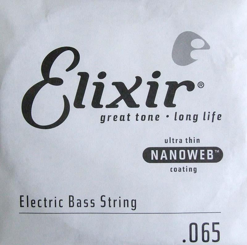 ELIXIR 15365/065弦 エレキベース用 バラ弦