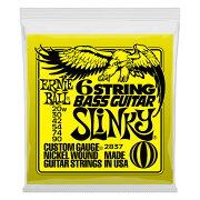 ERNIEBALL28376-STRINGBASSGUITAR6弦ベースギター弦アーニーボール6弦ベースギター用弦20-90