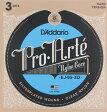 D'Addario Pro-Arte EJ46-3D クラシックギター弦 3セットパック