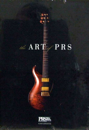 PRS BOOK ART OF PRS PRS写真集