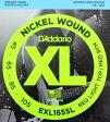 D'Addario EXL165SL ダダリオベース弦