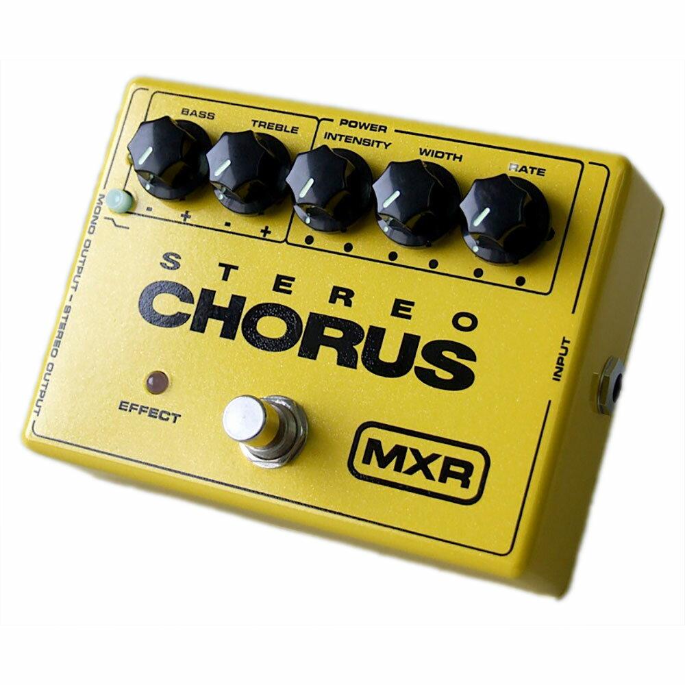 ギター用アクセサリー・パーツ, エフェクター MXR M-134STEREO CHORUS