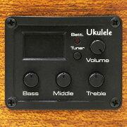 ARIAG-UkeATU-120/6Eジーユークエレクトリック6弦ミニギター