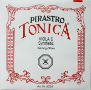 PIRASTROViolaTONICA422421C線シルバーヴィオラ弦ピラストロヴィオラ用弦トニカC線シルバー