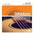 D'Addario EJ15/Phosphor Bronze/Extra Light アコースティックギター弦
