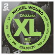D'Addario EXL165TP/RL.Top/M.Bottom 2セットパック ベース弦