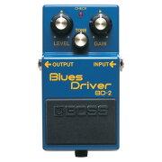 BOSSBD-2BluesDriverボス製のオーバードライブ、『ブルースドライバー』です。