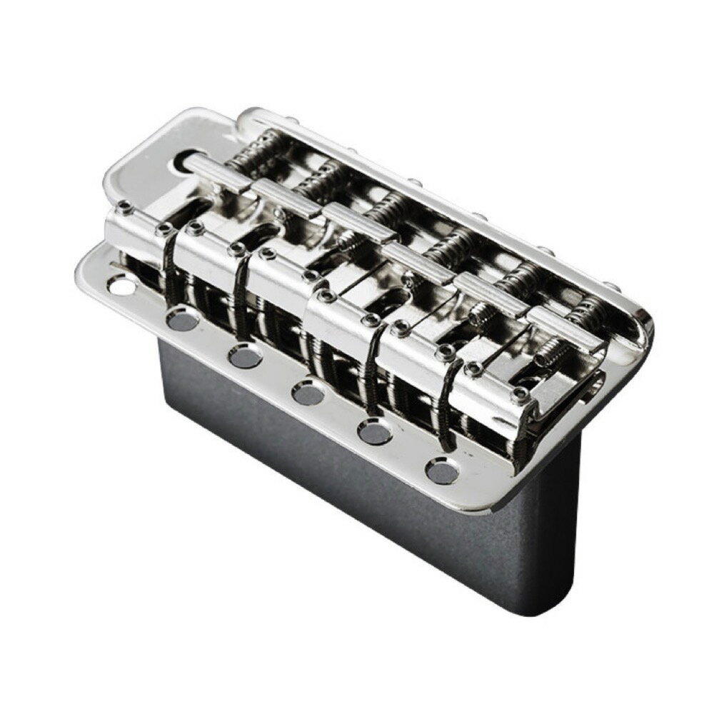 ギター用アクセサリー・パーツ, ブリッジ Freedom Custom Guitar Research SP-ST-01 Synchronized Tremolo Unit Nickel