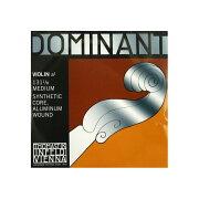 ThomastikDominantNo.1311/8A線ドミナントバイオリン弦ドミナント1/8分数バイオリン用弦A線バラ弦ナイロン・アルミ巻