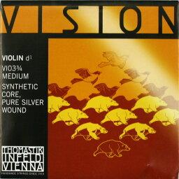 Thomastik VISION VI03 3/4 D線 ビジョン バイオリン弦