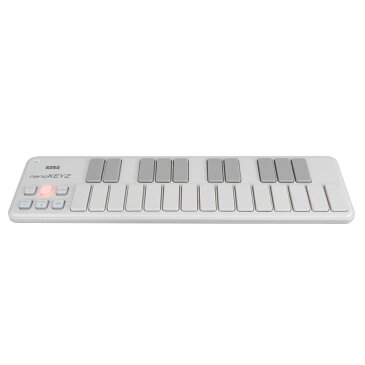 KORG nanoKEY2-WH USB-MIDIコントローラー