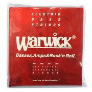WARWICK46200REDnickel4-stringSetM045-105ベース弦ワーウィックニッケルベース弦レッドストリングス