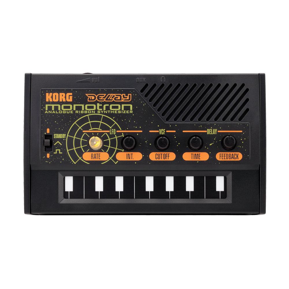 ピアノ・キーボード, キーボード・シンセサイザー KORG monotron Delay ANALOG RIBBON SYNTHESIZER