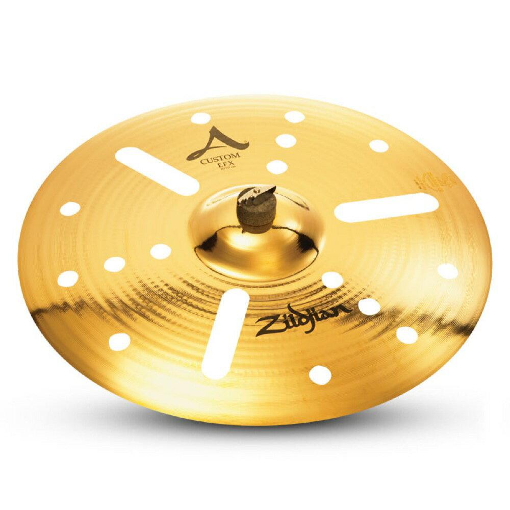 ドラム, クラッシュシンバル ZILDJIAN A.Custom EFX 20