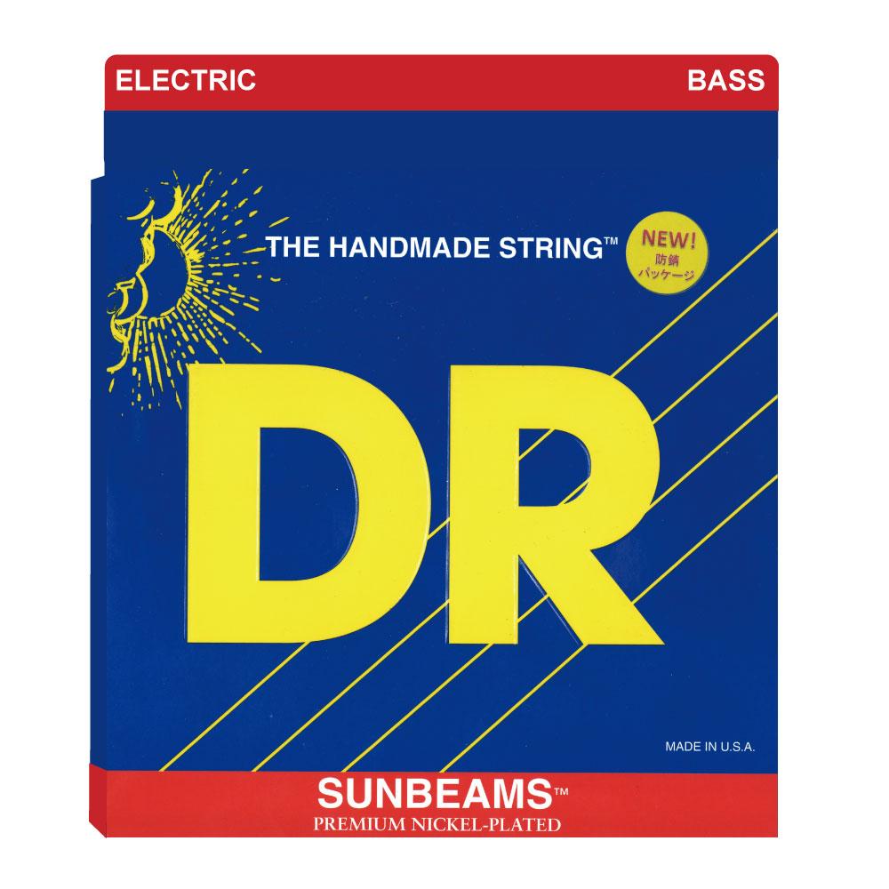 ベース用アクセサリー・パーツ, 弦 DR SUNBEAMS NMR-45 Medium