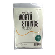 WorthStringsOP-LLightベースウクレレ弦ワースストリングスベースウクレレ弦ライト