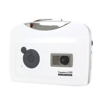 對 CA-01 卡帶到 USB 直接 MP3 轉換器男人 GREX USB 直接 MP3 轉換器 fs04gm MAGREX