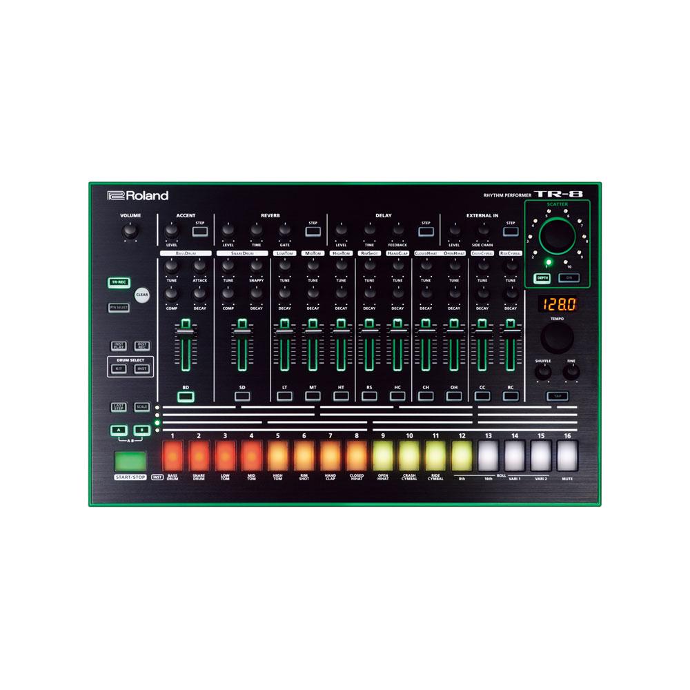 DAW・DTM・レコーダー, シーケンサー・リズムマシン ROLAND TR-8 AIRA Rhythm Performer
