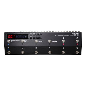 �ܥ� ���ե������������å������ƥ��ͽ��������BOSS ES-8 Effects Switching System ��...