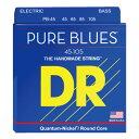 DR PURE BLUES PB-45 Medium エレキベース弦