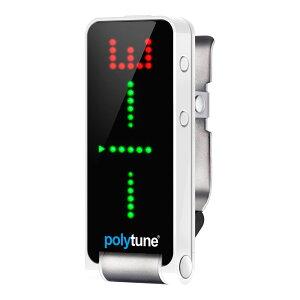 【予約受付中】 tc electronic polytune clip クリップ式 ポリフォニックチューナー