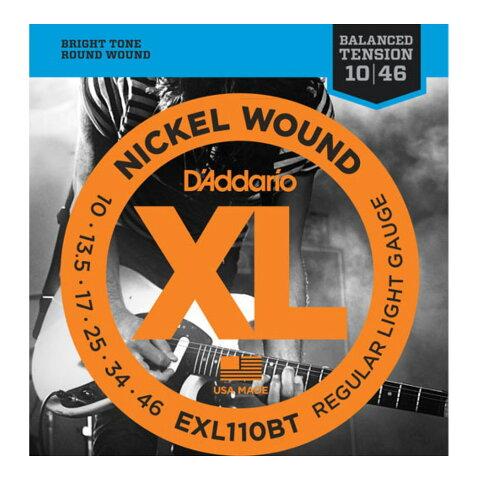 D'Addario EXL110BT×3SET エレキギター弦