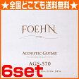 FOEHN AGS-570×6セット Acoustic Guitar Strings Extra Light 80/20 Bronze アコースティックギター弦 10-47
