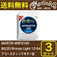 MARTIN MSP3100 80/20 Bronze Light アコースティックギター弦×3SET