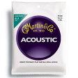 MARTIN M130 Compound アコースティックギター弦×3セット