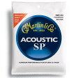 MARTIN MSP4150 92/8 Phosphor Bronze Light/Medium アコースティックギター弦×10SET