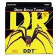 DR DDT/BASS 5STRING MEDIUM DDT5-45 5弦エレキベース弦×2セット