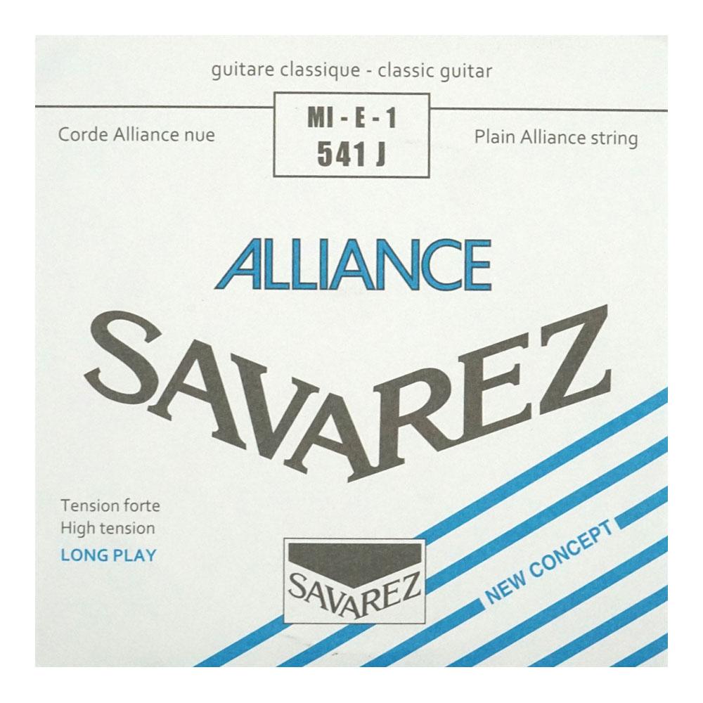 ギター用アクセサリー・パーツ, クラシックギター弦 SAVAREZ 541J ALLIANCE High tension 1 5