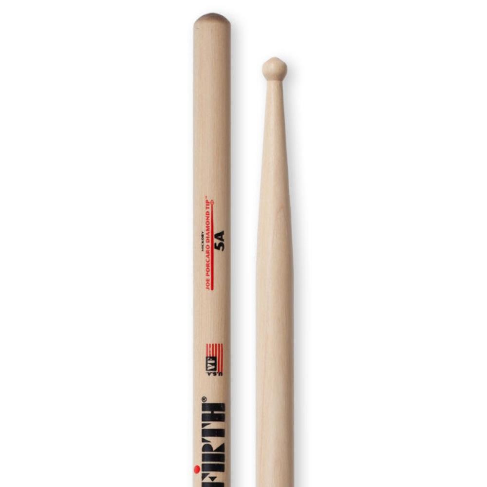 ドラム, スティック VIC FIRTH VIC-JPH5A Joe Porcaro Collaboration Model 5A 12