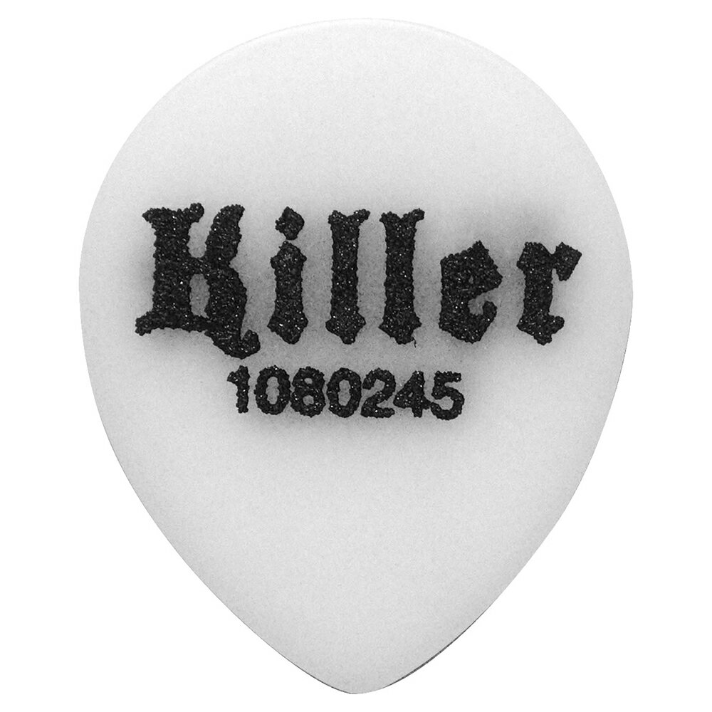 アクセサリー・パーツ, ピック Killer KP-TS10 WH 10