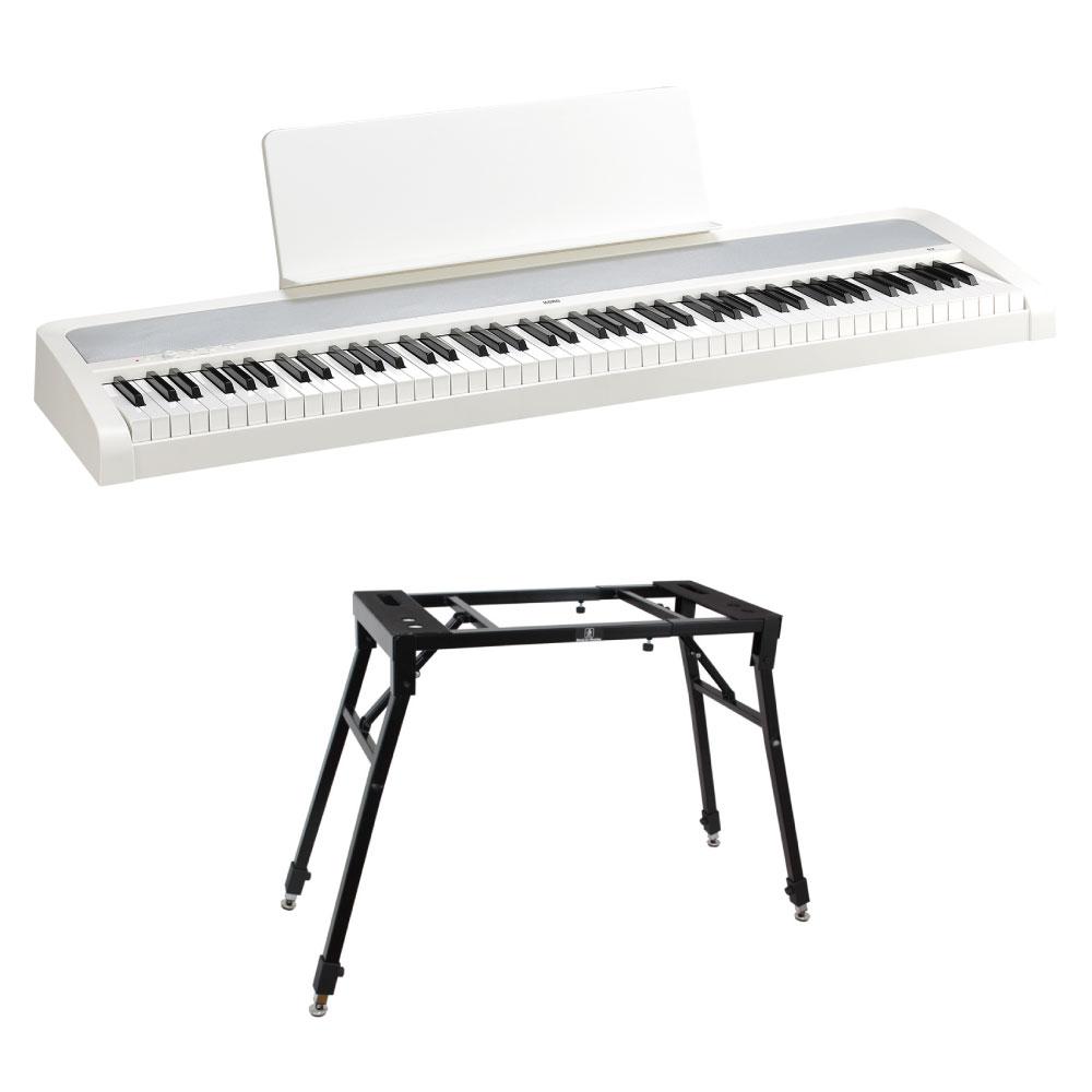 ピアノ・キーボード, 電子ピアノ KORG B2 WH Dicon Audio 4 2