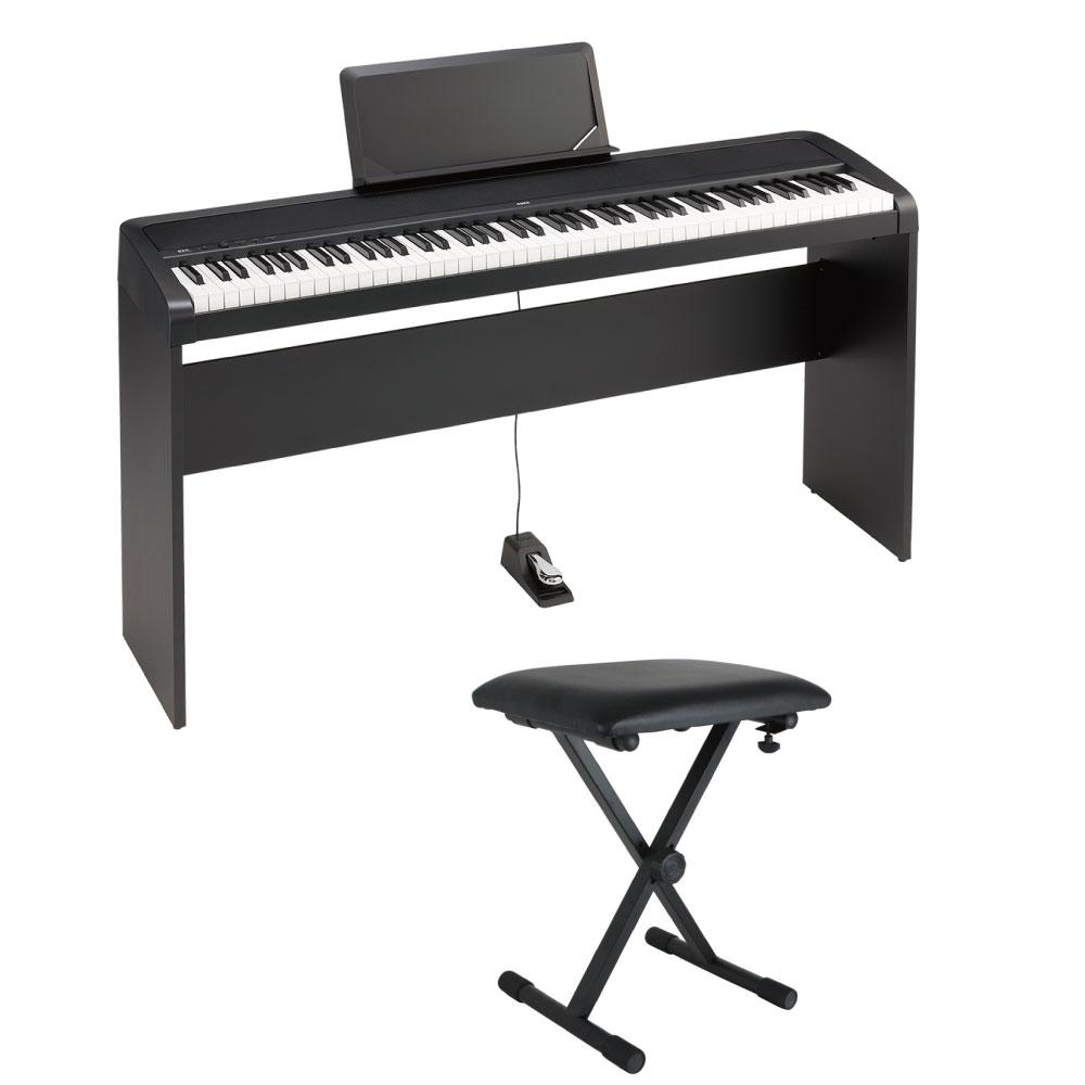 ピアノ・キーボード, 電子ピアノ KORG B2N BK