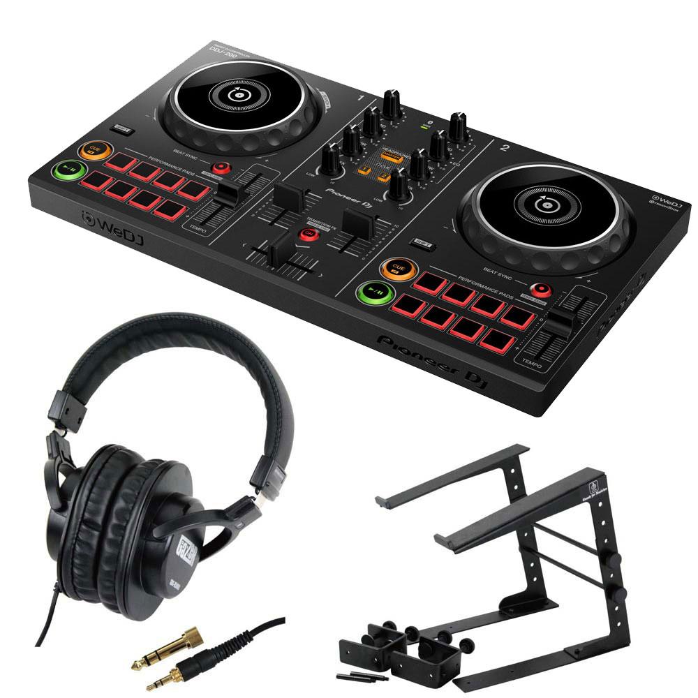 DJ機器, DJコントローラー Pioneer DDJ-200 SMART DJ CONTROLLER DJ 3