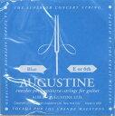 AUGUSTINE BLUE 6弦 クラシックギター弦 バラ弦×6本