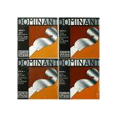 Thomastik Dominant 1/2分数バイオリン弦セット E線スチール・アルミ/ボールエンド